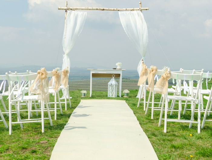 Exemple de trame de cérémonie d'engagement #1